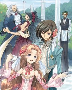 Lelouch Nunally – Best Art images in 2019 Anime Couples Manga, Cute Anime Couples, Anime Girls, Code Geass Wallpaper, Lelouch Vi Britannia, Lelouch Lamperouge, Fairy Tail Characters, Mecha Anime, Anime Nerd