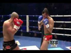 ' Iron Mike Zambidis Vs Chahid Oulad El Hadj  ( Full fight ) 27-05-2012