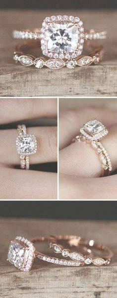 17 Best Wedding Ring Pics Images