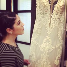"""""""Pretty is an accident of nature. Elegant is a self-created work of art."""" #bride #fashion #beauty"""