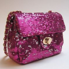 Lily Small Sequin Pink Bag $49.75 #mimiboutique #fashion #accessories