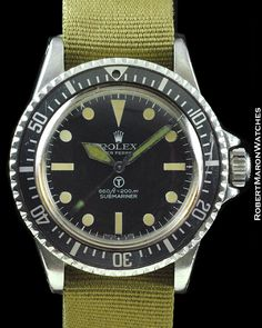 Rolex Submariner British Military Issue.  Wow. How cool.  And, for only $90,000, it's a steal!