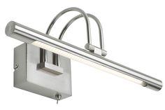 Wandlampe Spiegelleuchte Lampe Paulmann Remus 99075 990.75 Edelstahl LED 3,5W | eBay