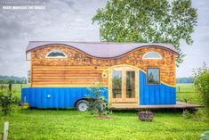 "The 250-sqft ""Pequod"" Tiny Home by Rocky Mountain Tiny Houses"