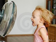 Photo about A little girl standing in front of fan. Image of freshness, little, cool - 15439006 Preschool Weather, Weather Activities, Movement Activities, Steam Activities, Preschool Science, Activities For Kids, Science Ideas, Preschool Crafts, What Is Wind