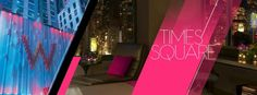 W Times Square - Beautiful suite!