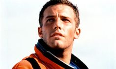 If you don't cry when you watch this movie you're probably made of stone.     Ben Affleck. Armageddon.