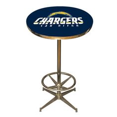 San Diego Chargers Pub Table