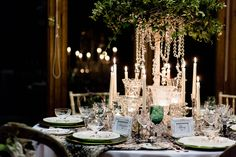 Hire candelabra from an extensive collection at Cotswold Vintage Party Hire, add individual brass or glass candlesticks, tea light & holders & lanterns Vintage Crockery, Vintage Cutlery, Vintage Props, Vintage Party, Downton Abbey Fashion, Party Hire, Winter Wonderland Wedding, Wedding Table, Wedding Ideas