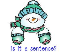 My kids have a hard time knowing what a complete sentence is... this should help