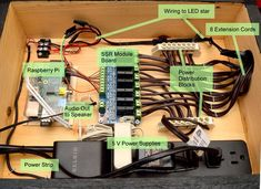 Raspberry-Pi-Christmas-Tree-Light-Show Check out http://arduinohq.com for cool new arduino stuff!