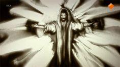 Het verhaal van Jezus - zandtovenaar