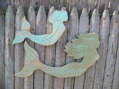 mermaids (!!)