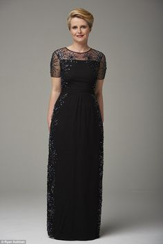 Not the frock I ordered: Black with sequins, £81 approx, Alice By Temperley at chic-by-choice. com