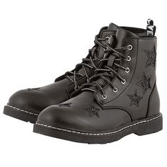 Migato - Μποτάκια - ΜΑΥΡΟ Combat Boots, Shoes, Fashion, Moda, Combat Boot, Zapatos, Shoes Outlet, Fashion Styles, Shoe