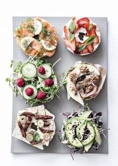 bagel ideas for everyone bajgle dla każdego My Full House - healthy snacks Ideas - Sandwich Quick Healthy Breakfast, Healthy Snacks, Breakfast Recipes, Breakfast Ideas, Healthy Bagel, Healthy Plate, Bagels, Food Inspiration, Love Food