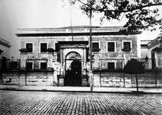 Casa de Correição [Also known as Presidio Tiradentes] (Jail) - Demolished in 1972 Sao Paulo - Brazil