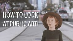 Click for more Art School: https://wp.me/p4AWsA-fs Have you ever wondered about the public art you see around town? Do you know how to find the meaning of ou...