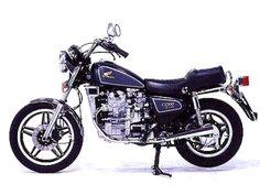 Honda CX 500 1982