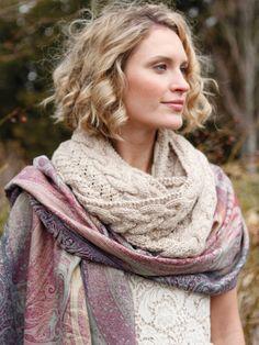 Модные шарфы-СНУДЫ (Snood) спицами. Идеи и описания.13 моделей. Обсуждение на LiveInternet - Российский Сервис Онлайн-Дневников