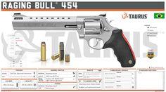 Weapons Guns, Guns And Ammo, Taurus, Revolver Rifle, Weapon Of Mass Destruction, Gun Art, Raging Bull, Custom Guns, Army Vehicles