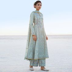 Wedding Dresses - Find Bridal Dresses & Indian Wedding Outfits - Anita Dongre - Designer Suits – Buy Millia Suit for Women Online – Blue – Anita Dongre Source by hossyxsharif - Anita Dongre, Pakistani Dress Design, Pakistani Outfits, Pakistani Fashion Casual, Lehenga Designs, Indian Attire, Indian Ethnic Wear, Indian Suits Punjabi, Punjabi Wedding Suit
