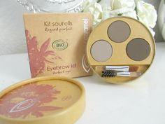Couleur Caramel Eyebrow Kit Perfect Eyes - vegan - Review