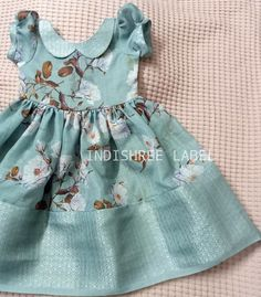 Mom And Baby Dresses, Dresses Kids Girl, Kids Outfits, Kids Dress Wear, Kids Gown, Designer Kids Wear, Designer Kids Clothes, Pavadai Sattai, Kids Lehanga