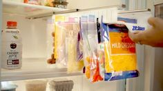Zip Store system for your fridge
