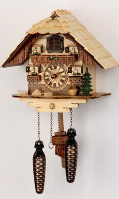 Hey, I found this really awesome Etsy listing at https://www.etsy.com/listing/216424589/original-schwarzwald-cuckoo-clock-house