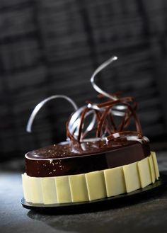 """Het lekkerste recept voor """"Capri chocoladecake"""" vind je bij njam! Ontdek nu meer dan duizenden smakelijke njam!-recepten voor alledaags kookplezier!"""