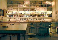 The Croft Institute - Bar - Nightlife - Broadsheet Melbourne