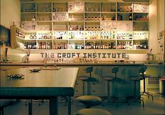 The Croft Institute - Bar - Nightlife - Broadsheet Melbourne