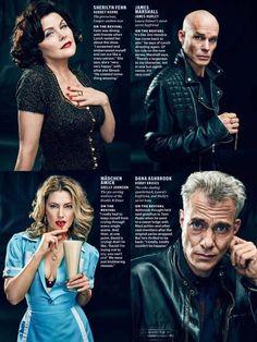 Twin Peaks is Coming Back – 46 фотографий