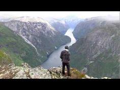 Jeremy Fischer's dreamt adventures in Norway