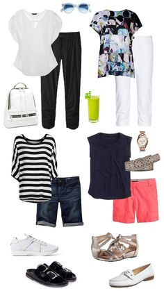 Capsule: Casual and Comfy for Summer