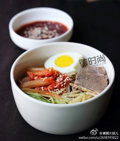 Korean Cold Noodle~