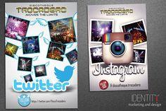 Dizajn za društvene mreže - klijent Trocadeo d.o.o. / Design for social networks - client Trocadero Ltd. Identity, Marketing, Frame, Design, Decor, Picture Frame, Decoration, Decorating