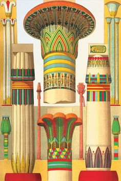 EGYPTIAN ARCHITECTURE - Google Search