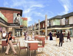 Outlet Village - Here is where you will max your credit card sooner than you think