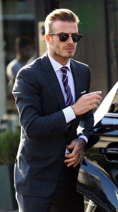 Legend: David Beckham