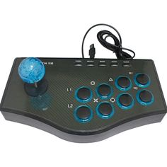 56.09$  Buy now - http://ali8ai.worldwells.pw/go.php?t=32671363392 - Triad USB Rocker Arcade Fighting Stick Controller Street Fighter Game Joystick Gamepad Game Controller For PS3 Android Computer