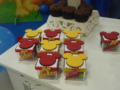 Scrap By Karla: Festa Mickey