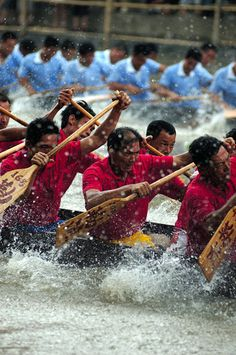 Dragon Boat race: Go for it!