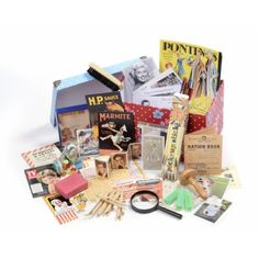 Remember the 1950's Rummage Box