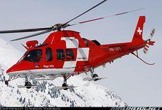 REGA - Swiss Air Ambulance AgustaWestland AW-109SP by Giorgio Varisco