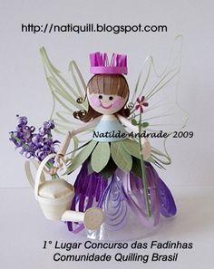 Fairy, 1st Community Quilling Brazil  http://natiquill.blogspot.com.br/2009/07/esta-fadinha-foi-1-lugar-no-concurso-da.html