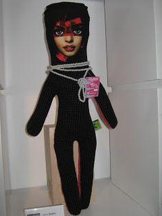 TOLOACHE - art toys - Mexico - hecho a mano - hecho en Mexico- amapola