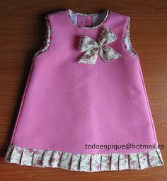 Baby Dress Design, Frock Design, Frocks For Girls, Kids Frocks, K98, Baby Frocks Designs, Girl Dress Patterns, African Fashion Dresses, Little Girl Dresses