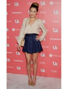 LC is back on our screens! We celebrate with our 20 favorite Lauren Conrad looks: http://lcky.mg/MvNS3V